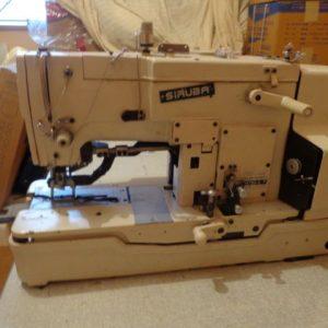 Máquina de Costura Caseadeira Siruba33
