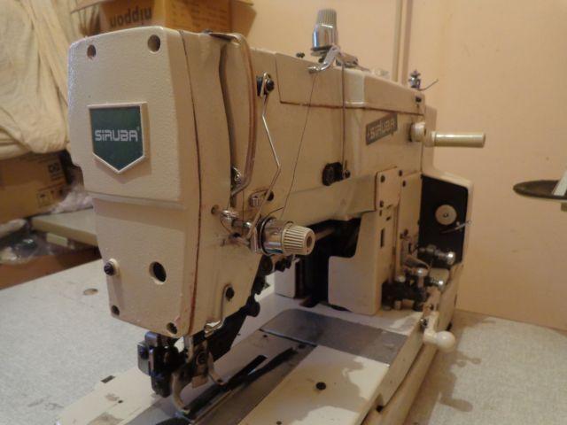 Máquina de Costura Caseadeira Siruba66