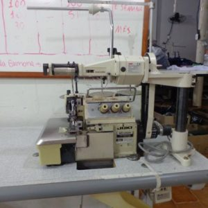 Máquina de Costura Overlock com Zeromax22