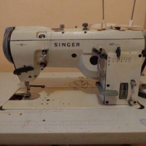 Máquina de Costura Zig-Zag 3 Pontos Singer33