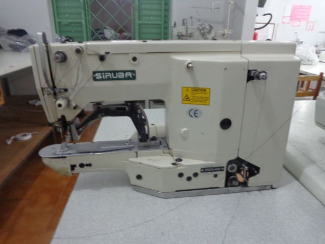 Máquina de Travete Convencional Siruba22