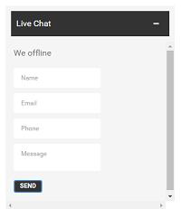 WP Plugin de Chat 2